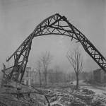 Dresden, bombed; Deutsche Fotothek