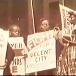 "A still from ""I Remember Harlem,"" by Bill Miles"