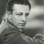 Nicholas Ray, ca. 1945. Image courtesy of the Harry Ransom Center.