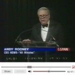 Clip of the Day: Andy Rooney