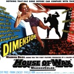 small house_of_wax_1953_poster for The House of Wax 1953 in 3D