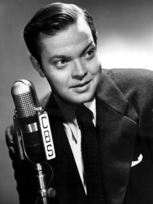Orson Welles in 1946 his early promise fulflled