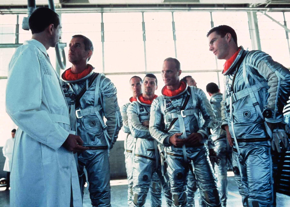"""The Right Stuff,"" 1983"