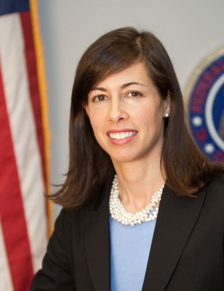 FCC Commissioner Rosenworcel, Jessica [ FCC Official Photo ]