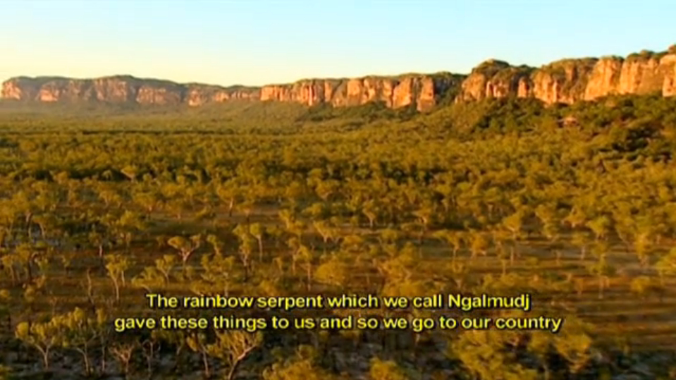Film: Kakadu National Park administration
