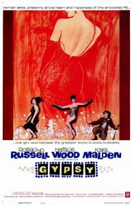 GypsyFilmPoster nominated 1962