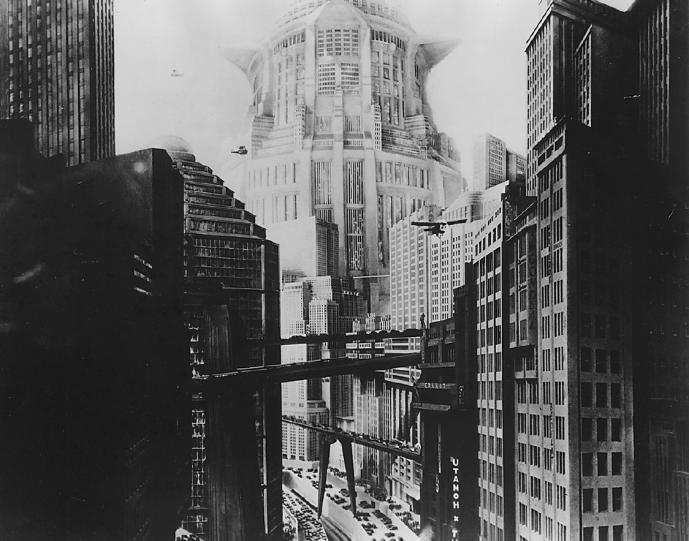 Metropolis - DP Karl Freund