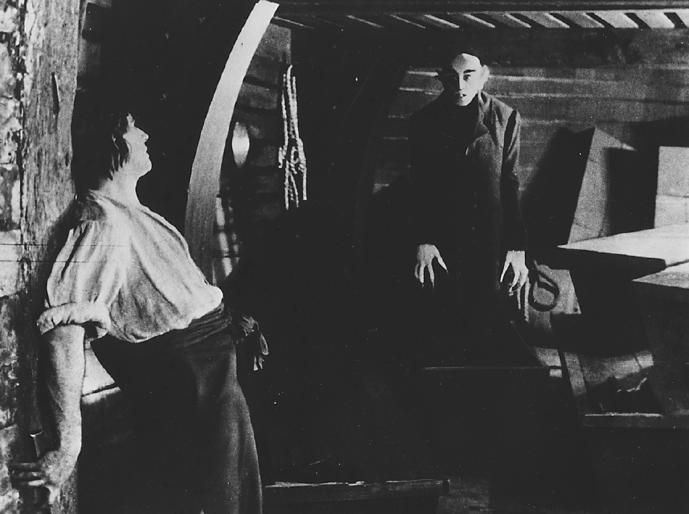 Nosferatu - DP Fritz Arno Wagner