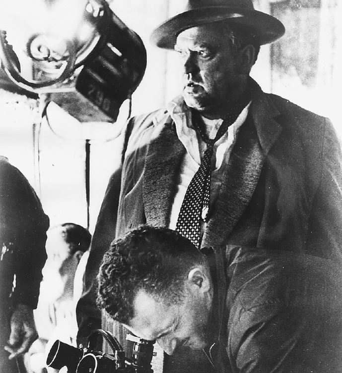 Touch of Evil - Welles, DP Russell Metty