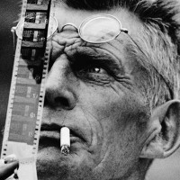 beckett with film strip copy