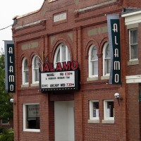 Alamo Theatre, 2006. Courtesy of Melissa Dollman