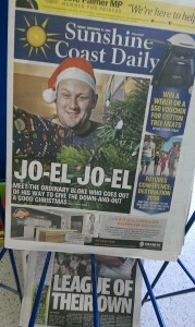 Joel Christmas coverage