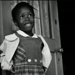 Ruby Bridges, 6, Symbol of Desegregation