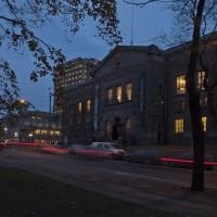 Eksteriør, Nasjonalbiblitoeket i Oslo