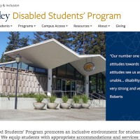 berkeley disabled students