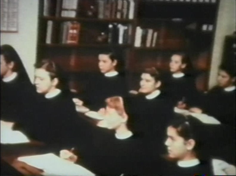 Life in a Wisconsin Convent in 1958 | Moving Image Archive News