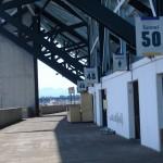 Neat, orderly Husky Stadium