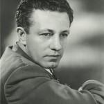 Nicholas Ray, ca. 1945. Image courtesy of the Harry Ransom Center.