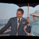 Denham Elliott and Elizabeth Taylor